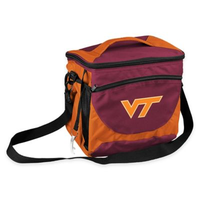 Virginia Tech 24-Can Cooler