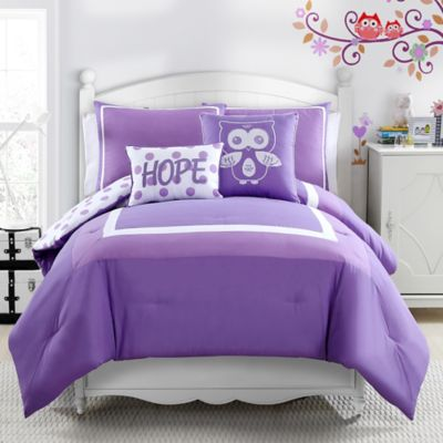 Buy Lavender Comforter From Bed Bath Amp Beyond