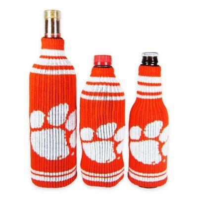 Clemson University Krazy Kover Bottle Holder