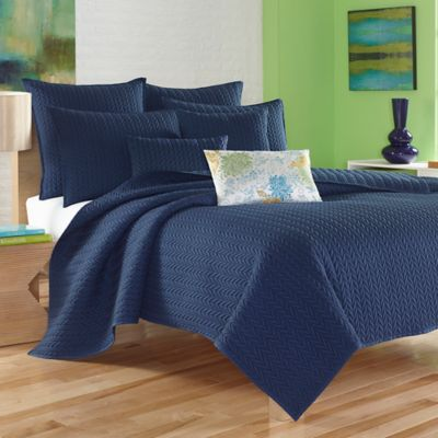 Kiwi Quilted Coverlet