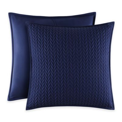 Camden Quilted European Pillow Sham