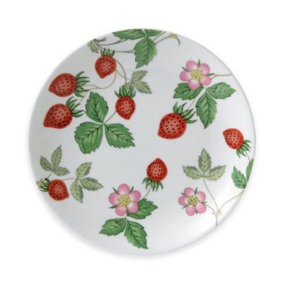 Wedgwood® Al Fresco Wild Strawberry Nurseryware Plate