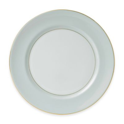 Wedgwood® Al Fresco Wild Strawberry Tart Plate in Green