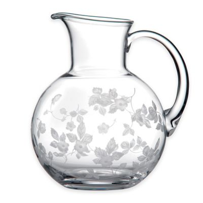 Wedgwood® Al Fresco Wild Strawberry Water Carafe