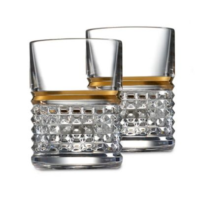 Waterford® Rebel Shot Glasses (Set of 2)