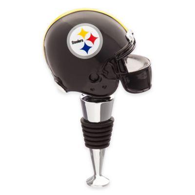NFL Pittsburgh Steelers Helmet Bottle Stopper