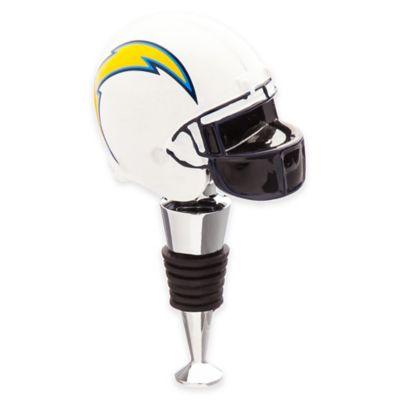 NFL San Diego Chargers Helmet Bottle Stopper