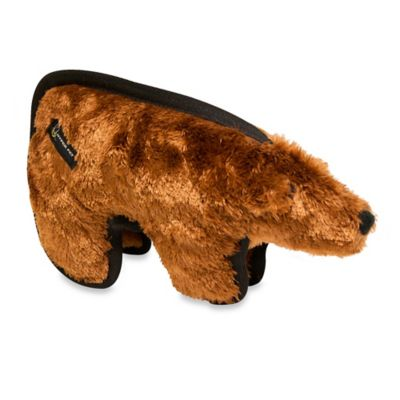 Hyper Pet Tough Plush Bear Pet Toy