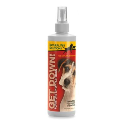 "Natural Pet™ Solutions ""Get Down Dog!"" Training Aid Spray"
