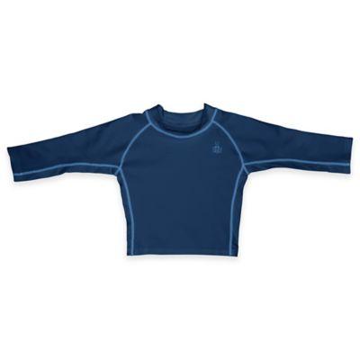 i play.® Size 4T Long Sleeve Rashguard in Navy
