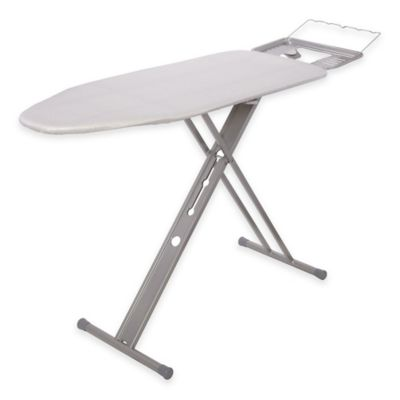 Household Essentials® Italian Wide Top Ironing Board in Silver