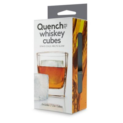 Jumbo Whiskey Ice Cubes (Set of 2)