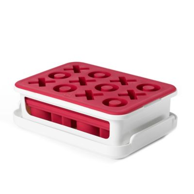 OXO® Covered X & O Silicone Ice Cube Tray