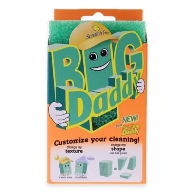 Big Daddy Sponge in Green