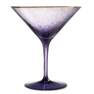 Waterford® Rebel Martini Glass in Purple