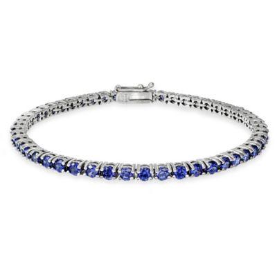 Silver Tennis Bracelet