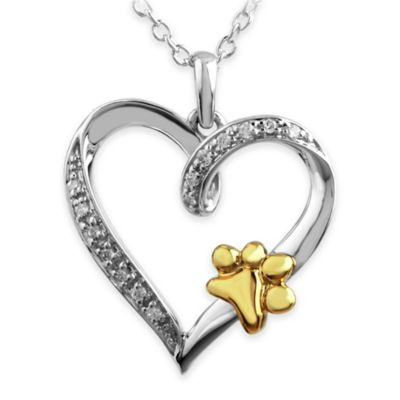 ASPCA Tender Voices Heart Pendant