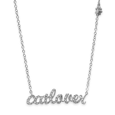 ASPCA Tender Voices Chain Necklace