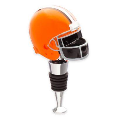NFL Cleveland Browns Helmet Bottle Stopper