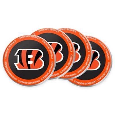 NFL Cincinnati Bengals Ring of Honor Coasters