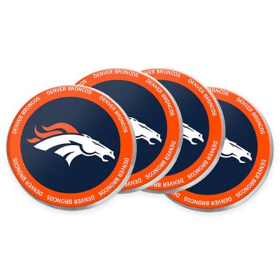 NFL Denver Broncos Ring of Honor Coasters