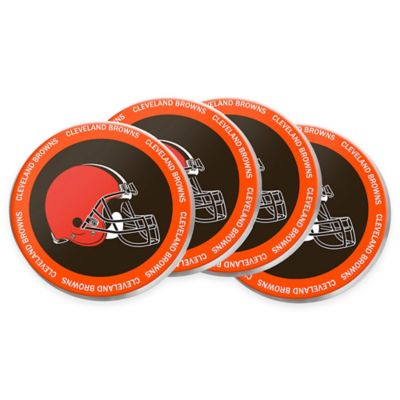 NFL Cleveland Browns Ring of Honor Coasters