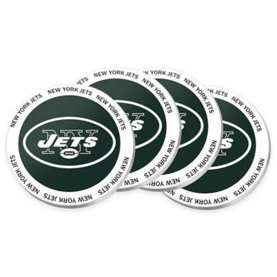 NFL New York Jets Ring of Honor Coasters