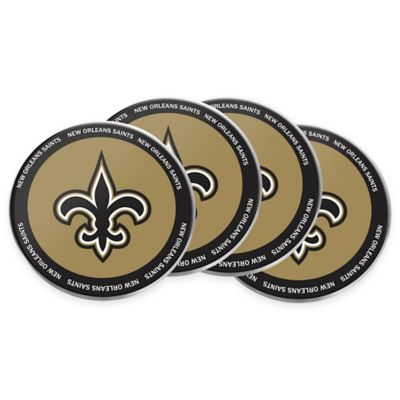 NFL New Orleans Saints Ring of Honor Coasters