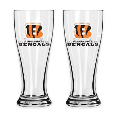 Cincinnati Bengals Mini Pilsner Glass