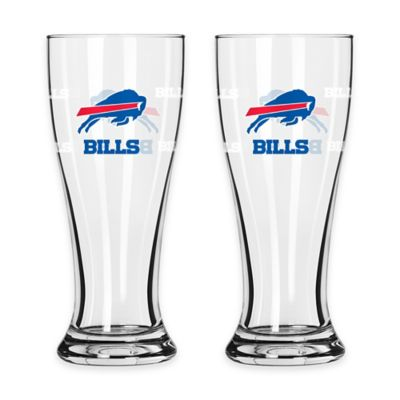 Buffalo Bills Mini Pilsner Glass