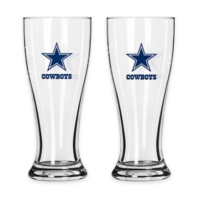 NFL Pilsner Glass