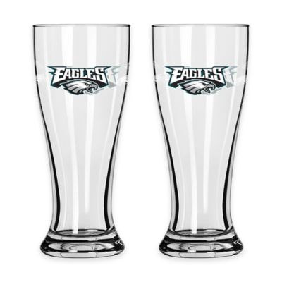 Philadelphia Eagles Mini Pilsner Glass