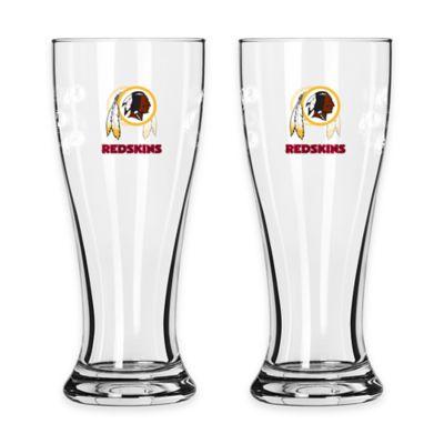 Washington Redskins Mini Pilsner Glass