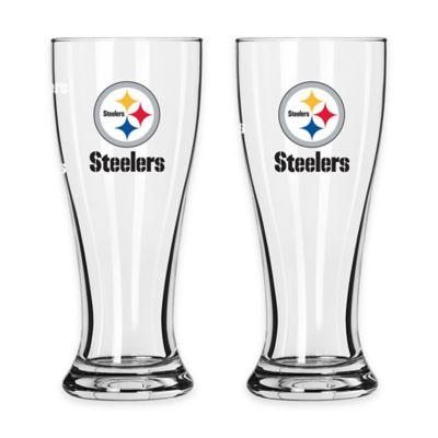 Pittsburgh Steelers Mini Pilsner Glass