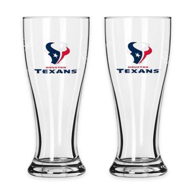 Houston Texans Mini Pilsner Glass