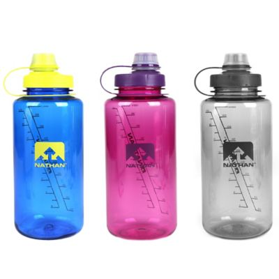 Nathan™ BigShot 34 oz. Water Bottle in Grey