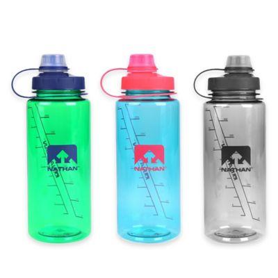 Nathan LittleShot 24 oz. Water Bottle in Light Blue