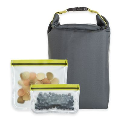 BlueAvocado® Click-N-Go Kit in Green