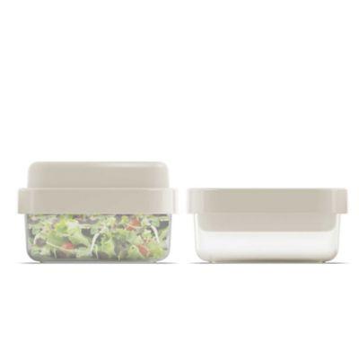 Joseph Joseph® Go Eat Salad Box in Grey