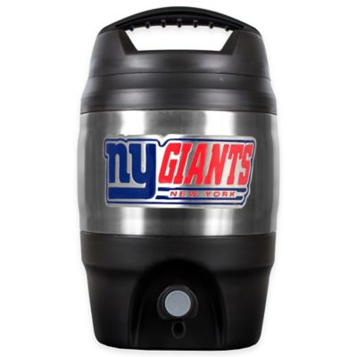 NFL New York Giants 1-Gallon Tailgate Keg