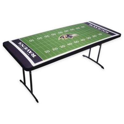 Baltimore Ravens TableTopit™ Football Field Table Cover