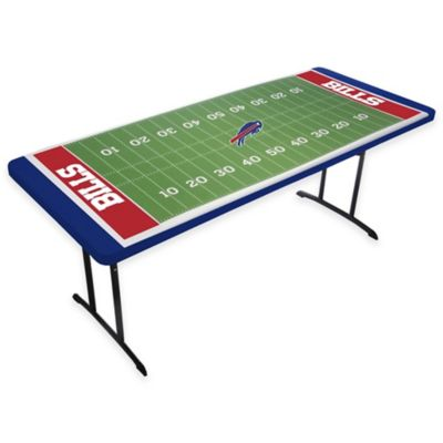 Buffalo Bills TableTopit™ Football Field Table Cover