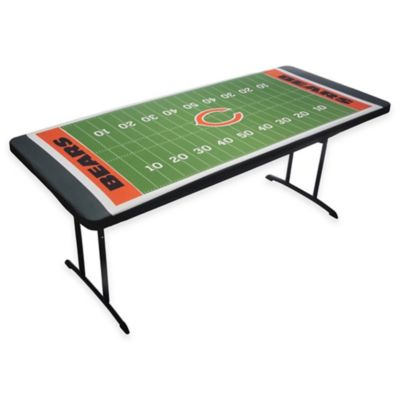 Chicago Bears TableTopit™ Football Field Table Cover