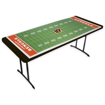 Cincinnati Bengals TableTopit™ Football Field Table Cover