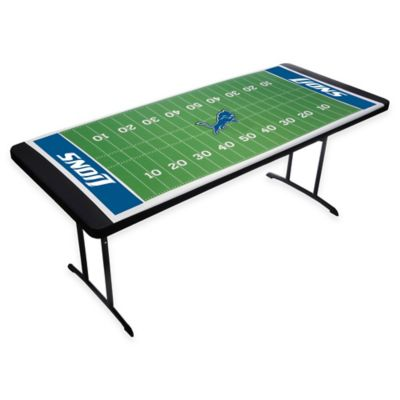 Detroit Lions TableTopit™ Football Field Table Cover