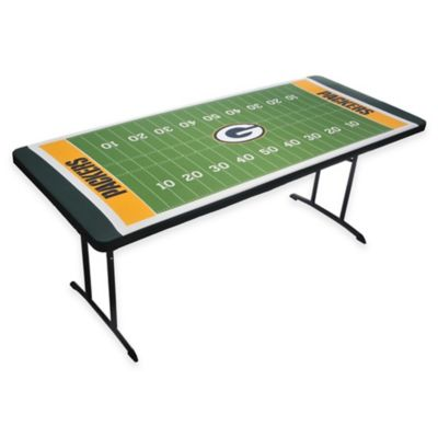Green Bay Packers TableTopit™ Football Field Table Cover
