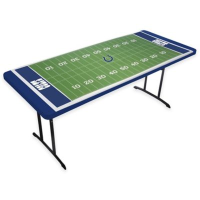 Indianapolis Colts TableTopit™ Football Field Table Cover