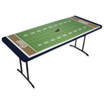 St. Louis Rams TableTopit™ Football Field Table Cover