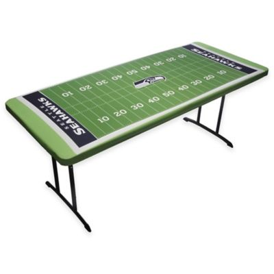 Seattle Seahawks TableTopit™ Football Field Table Cover