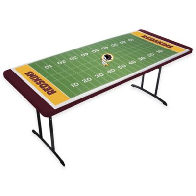 Washington Redskins TableTopit™ Football Field Table Cover
